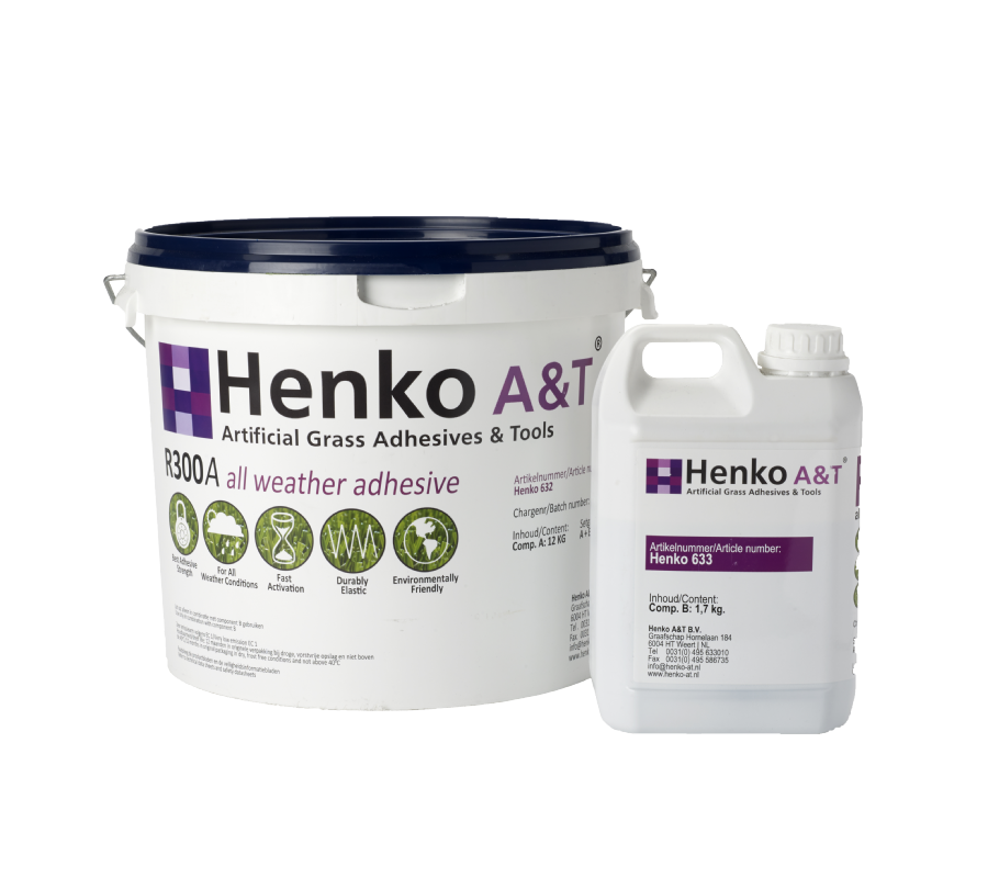 Henko R300 Two Component All Weather PU Adhesive