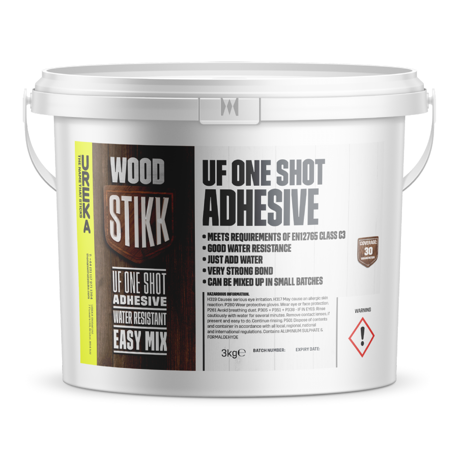 Woodstikk One Shot Powder Adhesive