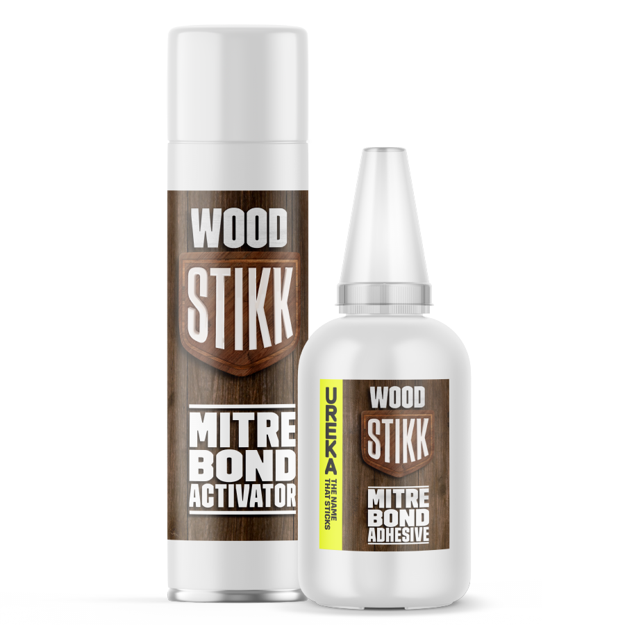 Woodstikk Mitre Bond Adhesive Kit