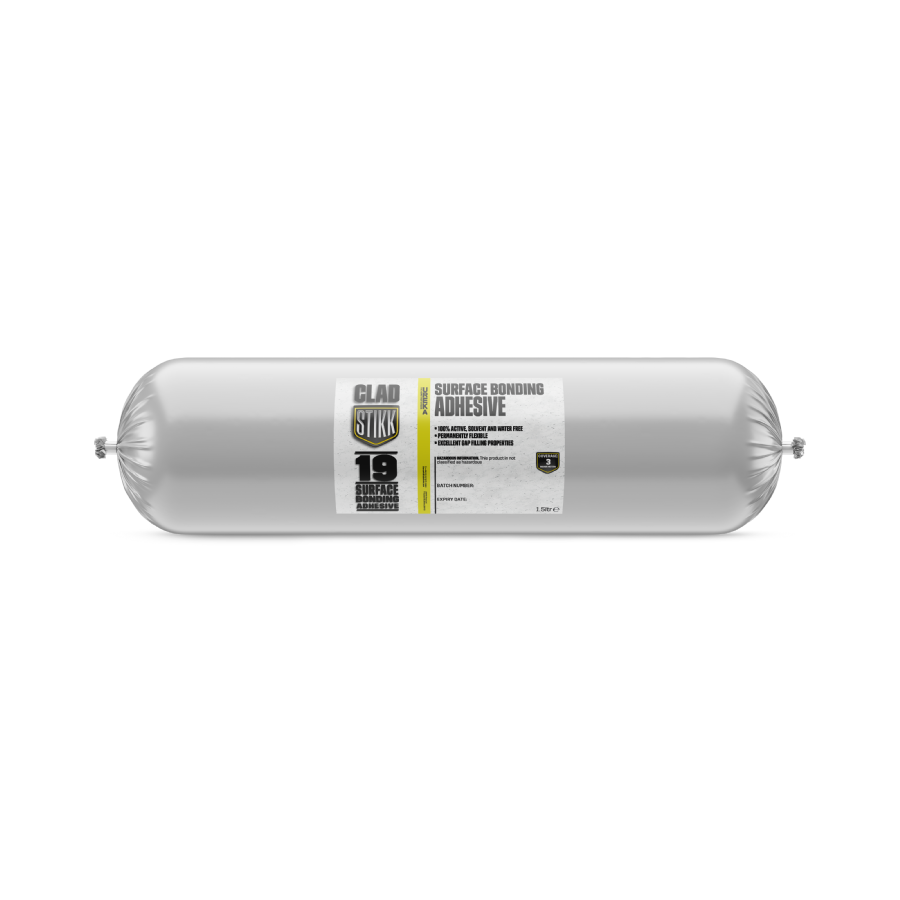 Cladstikk 19 Surface Bonding Adhesive